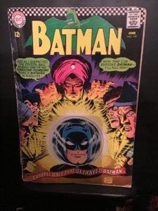 Batman #192 (1967) Affordable-grade Crystal Ball cover! VG Wow