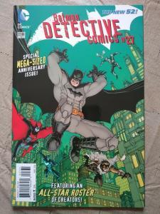 DETECTIVE COMICS #27 1:25 Chris Burnham Variant New 52 Batman (2014)