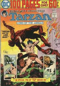Tarzan (1972 series) #233, Fine+ (Stock photo)