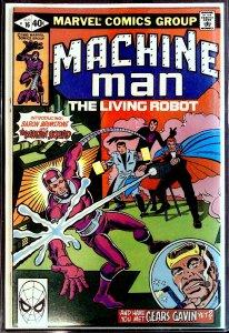 Machine Man #16 (1980)