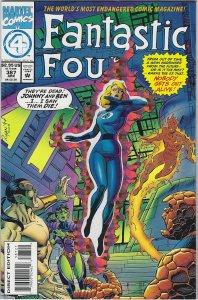 Fantastic Four #387