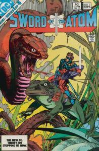 SWORD OF THE ATOM 1-4,SP 1-3 GIL KANE'S CONAN COMICS BOOK