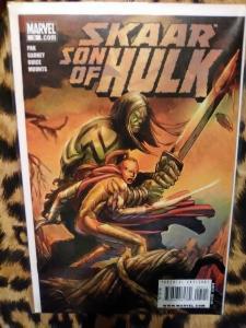 Skaar son of hulk