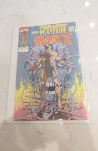 Marvel Comics Presents #72 (1991) 1st appearance of Weapon x