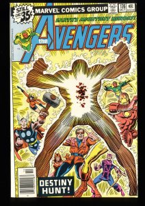Avengers #176 NM 9.4