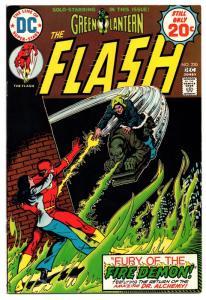 The Flash #230 (Nov-Dec 1974, DC) - Very Fine