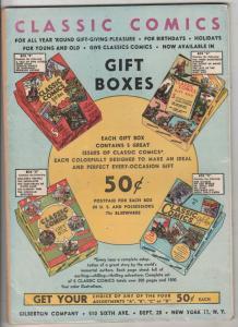 Classics Comics Library #6 (Jun-44) VG/FN+ Mid-Grade