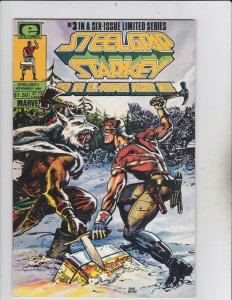 Epic Comics! Steelgrip Starkey Issue 3!