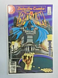 Detective Comics #537 1st Series 7.0 (1984)