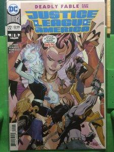 Justice League of America #22