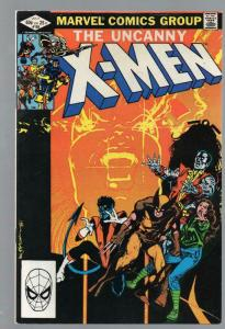 X MEN 159 F-VF July 1982