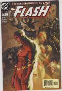 The Flash #210 (2004)