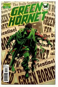 Green Hornet #27 Phil Hester Variant (Dynamite, 2012) VF/NM