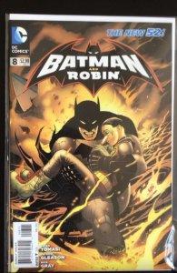 Batman and Robin #8 (2012)