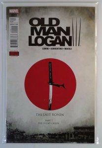 Old Man Logan #9 (2016) Marvel 9.2 NM- Comic Book