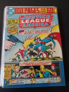 Justice League of America #114 (Nov-Dec 1974, DC), FN-VFN, 100 page issue