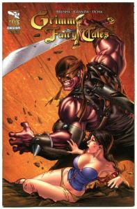 GRIMM FAIRY FAIRY TALES #65 A, VF+, 2005, 1st, Good girl, Jack, more in store