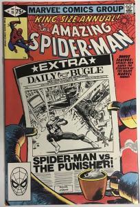 AMAZING SPIDER-MAN ANNUAL#15 VF/NM 1981 MARVEL BRONZE AGE COMICS