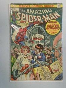 Amazing Spider-Man #131 3.0 GD VG (1974 1st Series)