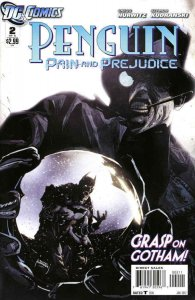 Penguin: Pain And Prejudice #2 VF; DC | save on shipping - details inside