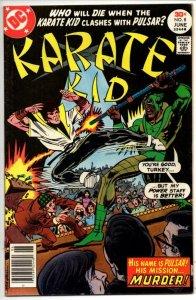 KARATE KID #8, VF/NM, Mike Grell, Pulsar, 1976 1977, Bronze age