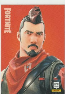 Fortnite Midnight Ops 182 Rare Outfit Panini 2019 trading card series 1