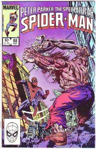 Spider-Man, Peter Parker Spectacular #88 (Mar-84) NM- High-Grade Spider-Man