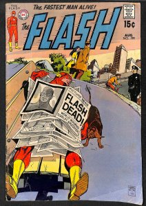 The Flash #199 (1970)