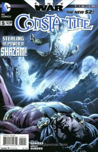 Constantine #5 VF; DC   save on shipping - details inside