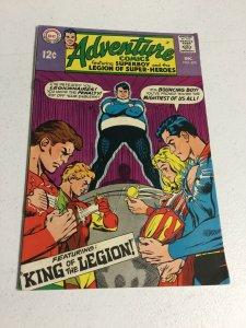 Adventure Comics 375 Fn+ Fine+ 6.5 DC Comics