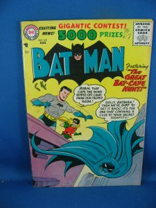 BATMAN 101 F VF 1956