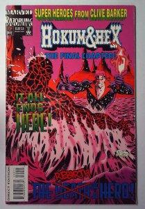 Hokum & Hex #9 (1994)