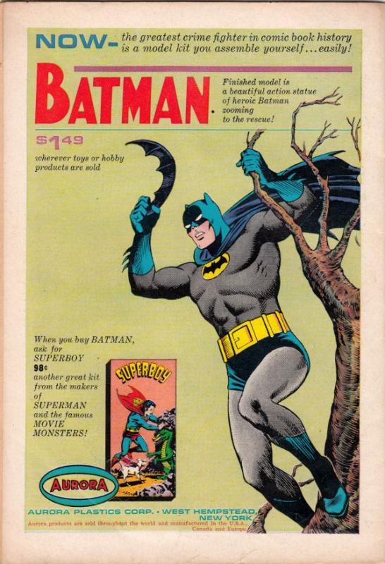 Superman #177 (May-65) FN Mid-Grade Superman, Jimmy Olsen,Lois Lane, Lana Lan...