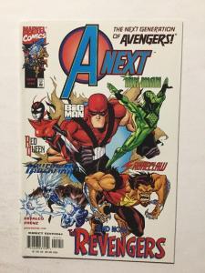 A-Next 1 Avengers 1st First Hope Van Dyne Nm Near Mint