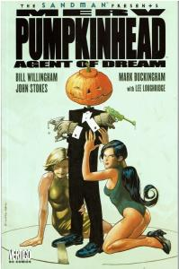 Sandman Presents Merv Pumpkinhead - Agent of Dream TPB, NM