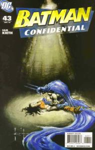 Batman Confidential #43 VF; DC | save on shipping - details inside