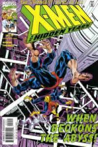 X-Men: Hidden Years #19, NM (Stock photo)