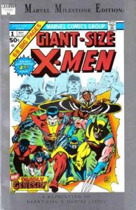 Marvel Milestone Edition Giant-Size X-Men #1, VF+