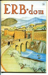 ERB-Dom  #50 1971-Edgar Rice Burroughs fanzine-Tarzan-John Carter-FN