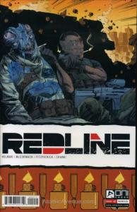 Redline #2 VF/NM; Oni   save on shipping - details inside
