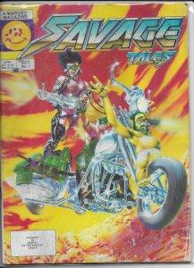 Savage Tales   (Marvel)   #1 FR 'Nam