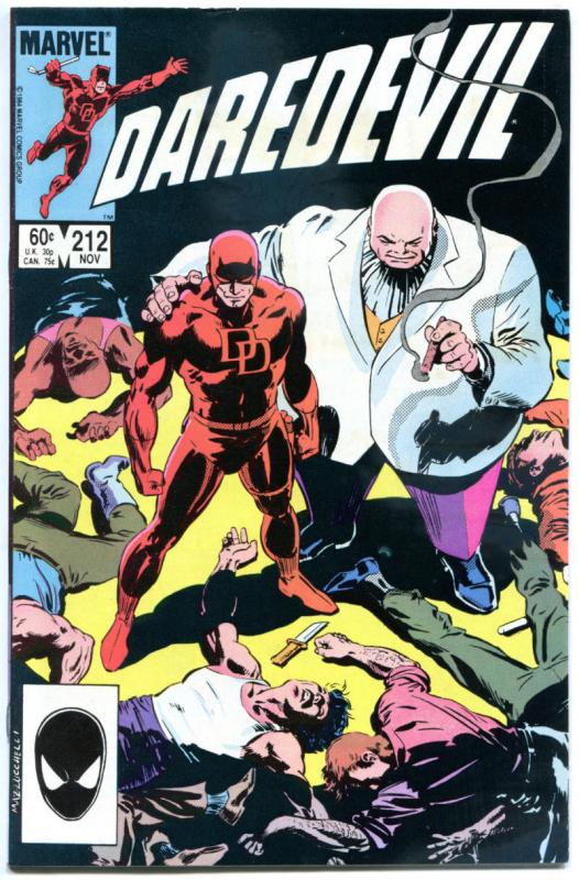 DAREDEVIL #211 212 213 214, VF/NM, KingPin, Synn, 1964, more in store, 4 issues