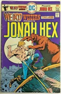 WEIRD WESTERN TALES#32  FN 1976 JONAH HEX DC BRONZE AGE COMICS