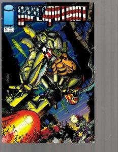 Lot of 13 Comics Super Patriot # 1 2 3 4 The Darkness # 1 2 3 4 5 6 7 10 EK19