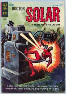 Doctor Solar 9 Oct 1964 VG- (3.5)