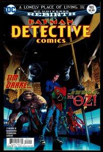 Detective Comics #965  (Nov 2017, DC)  9.4 NM