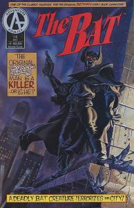 Bat, The (Mary Roberts Rinehart's…) #1 VF; Adventure | save on shipping - detail