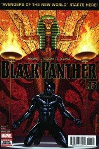 Black Panther (2016 series) #13, NM + (Stock photo)