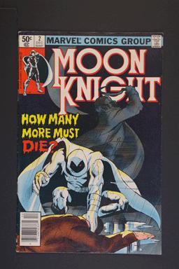Moon Knight #2 December 1980
