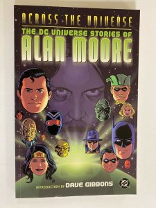 Across the Universe DC Stories by Alan Moore TPB 4.0 VG (2003)